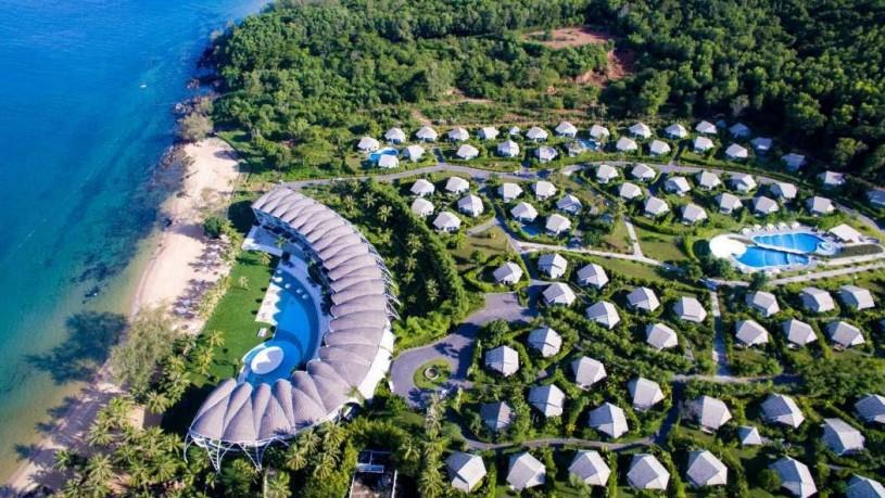The Shells Resort -  Tong The
