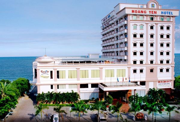 Khách sạn Hoàng Yến 1 Quy Nhơn