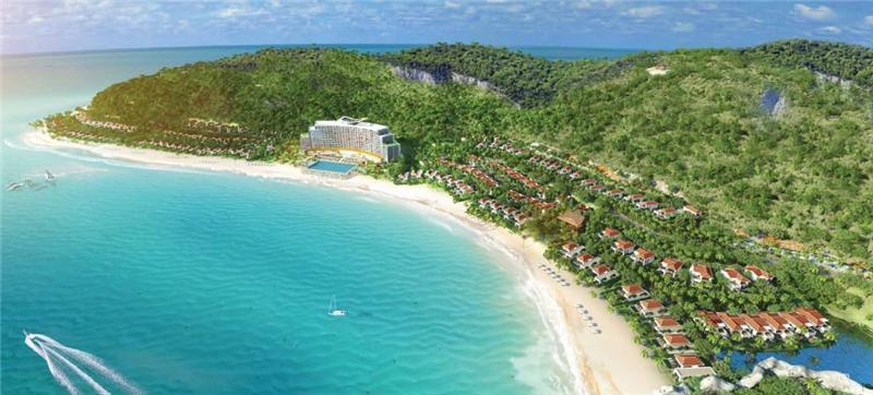 Vinpearl Nha Trang Bay Resort & Villas - Building