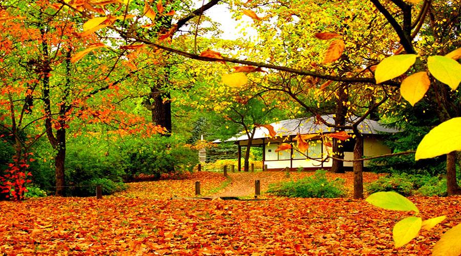 9 điểm ngắm cảnh mùa thu tuyệt đẹp trên thế giới