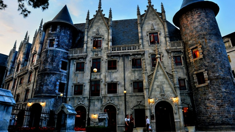 Mercure Banahills French Village Resort (12)