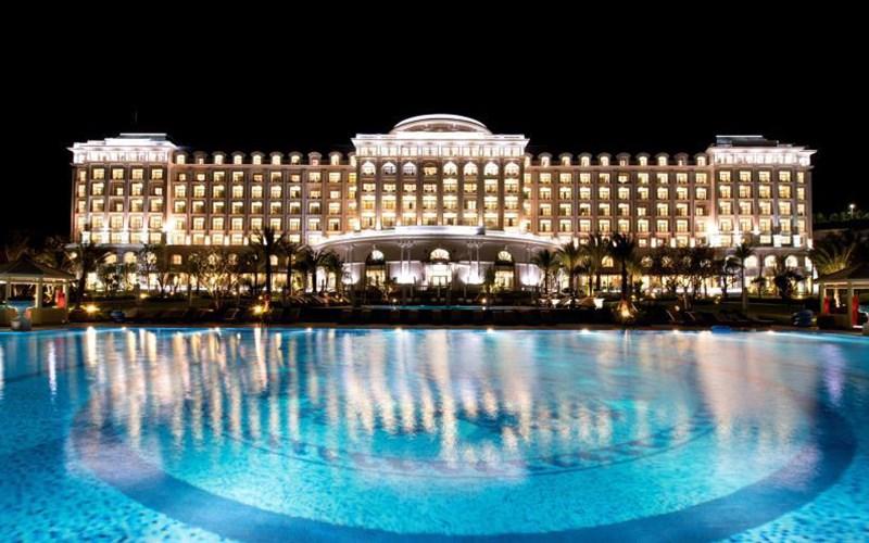 Vinpearl Nha Trang Golf Land Resort & Villas - Buiding