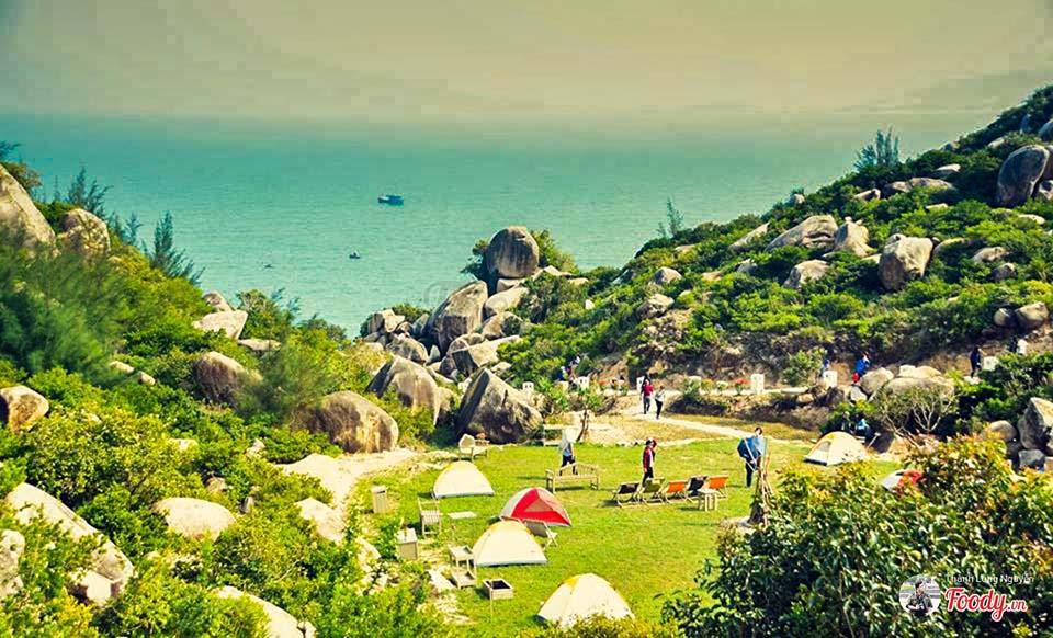 Khu dã ngoại Trung Lương – Điểm đến hot nhất Quy Nhơn – Bình Định hè này