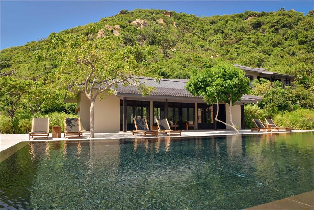 Amanoi - Resort 100 trieu tai Viet Nam (2)