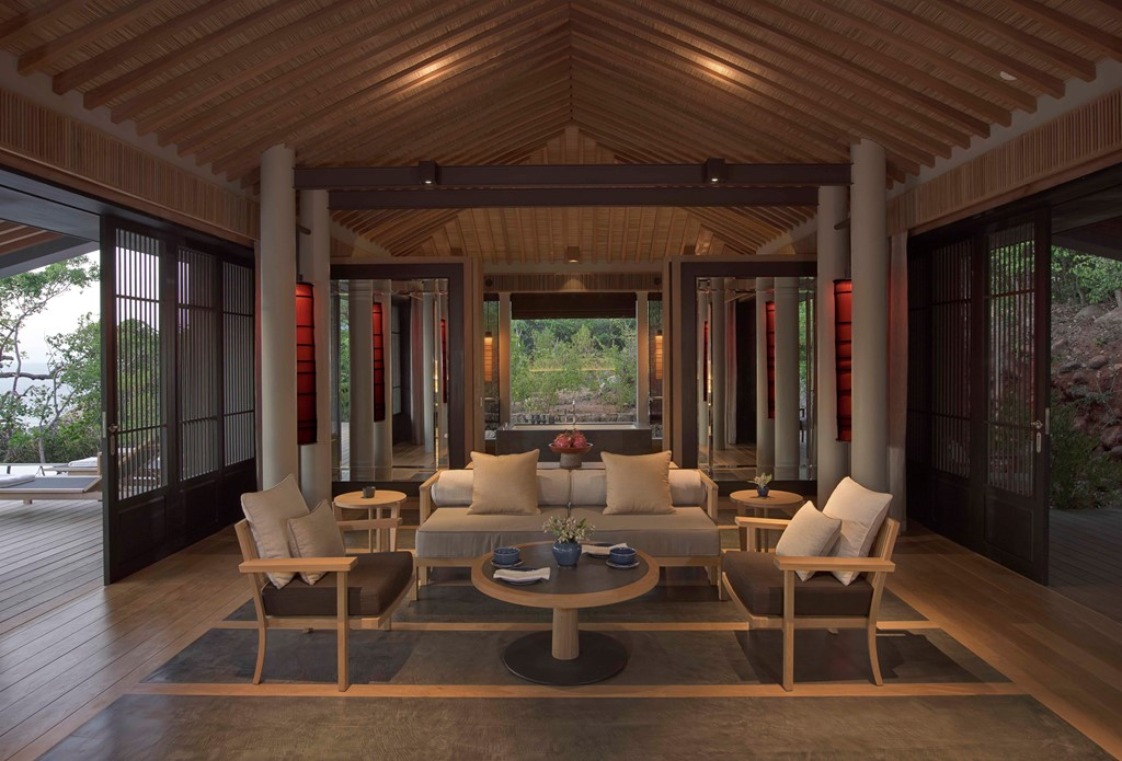 Amanoi - Resort 100 trieu tai Viet Nam (7)