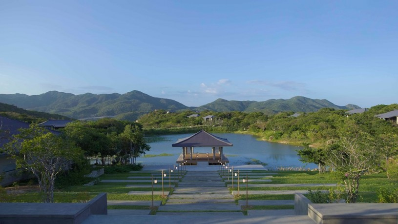 Amanoi - Resort 100 trieu tai Viet Nam (9)