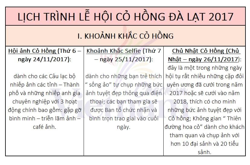 Chuong trinh Le hoi co hong 1