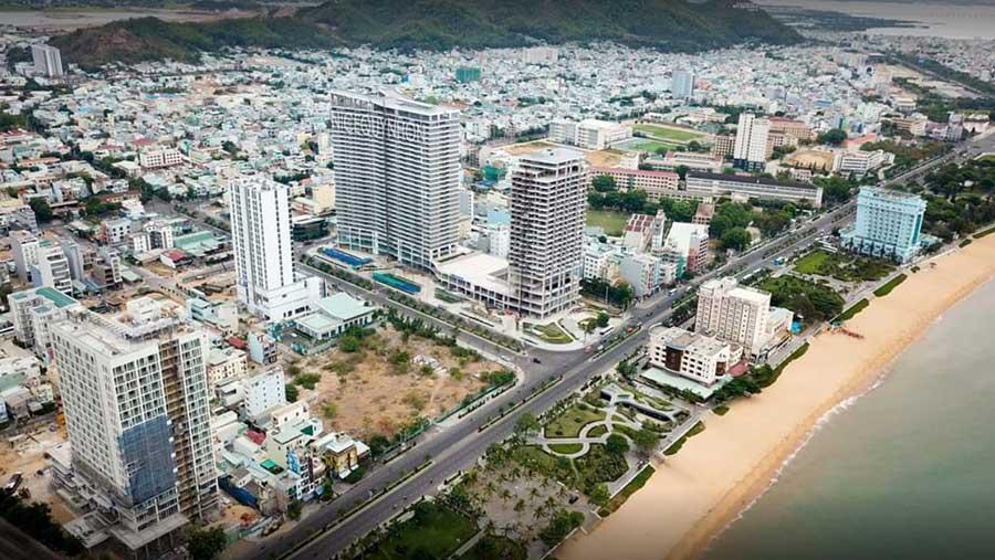 Khách sạn FLC Beach City Quy Nhơn Hotel